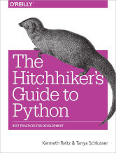 The Hitchhiker's Guide to Python!