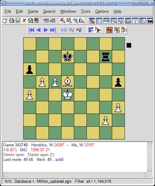 Scid Chess Database Software 1567083 - neutralizeall info