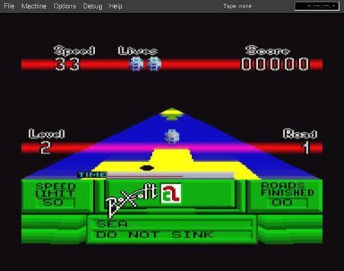 ep128emu - Enterprise 64/128, ZX Spectrum 48/128, and Amstrad CPC