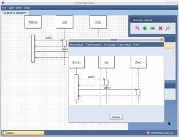 Violet uml editor powerful modeling software linuxlinks ccuart Choice Image