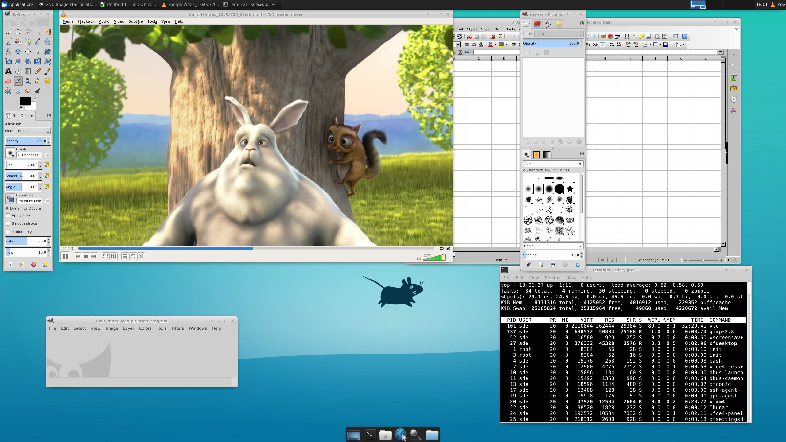 Real Linux Desktop Experience with X410 and WSL? - Page 3 of 5